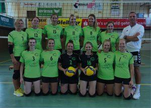 Bezirksliga Damen I vs. SV Hahnbach III//TSV Neutraubling @ Albert-Schweitzer-Schule
