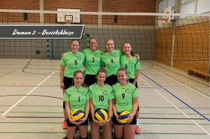 Kreisklasse Damen III vs. SV TUS/DJK Grafenwöhr II//TSV 1960 Kastl @ Luitpoldschule