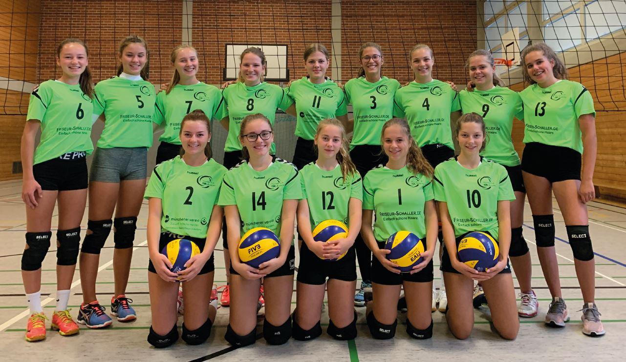 Volleyball Amberg
