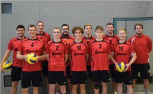 Landesliga Herren II vs. TB/ASV Regenstauf II//FC Miltach @ Schulturnhalle Hirschau